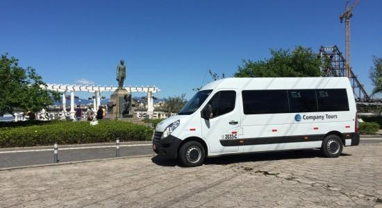 Mirante Ponte Hercilio Luz - Van Company Tours